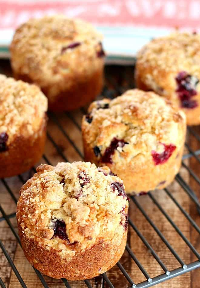 Perfect Blueberry Muffins are also easy blueberry muffins. Incredibly ...