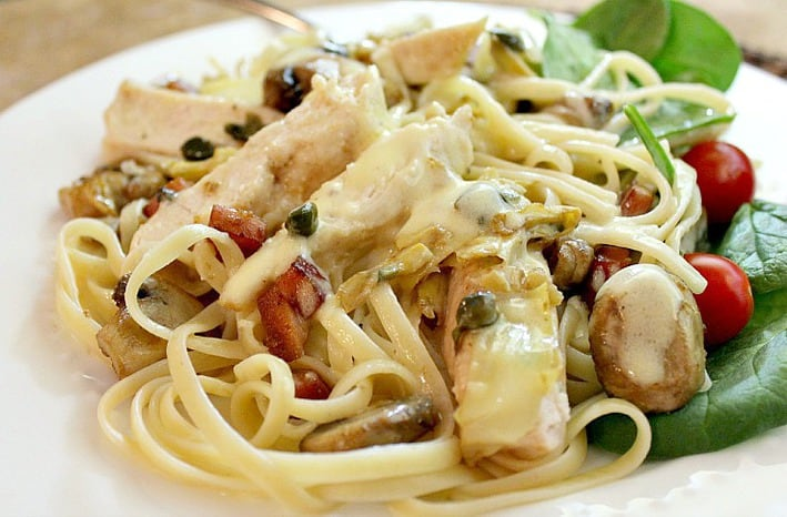 Chicken Scallopini - Good Dinner Mom